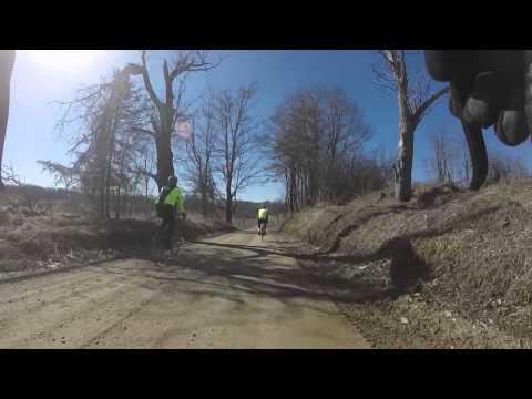 2015 Founders Barry Roubaix Killer Gravel Road Race 24 mile Chiller