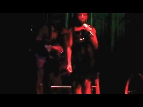 Kylie Phillips at Austin Women in Jazz Tribute to Sarah Vaughn