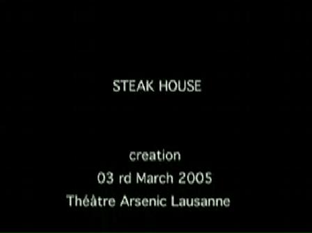 STEAK HOUSE-extract (2005)
