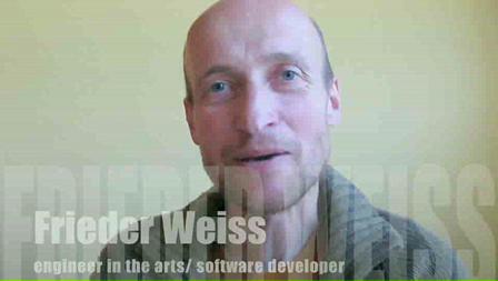 Interview With Frieder Weiss Prague April 2009