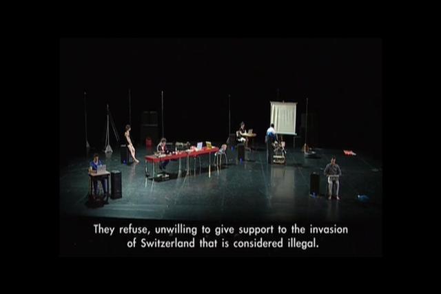 Text to Speech / Gilles Jobin