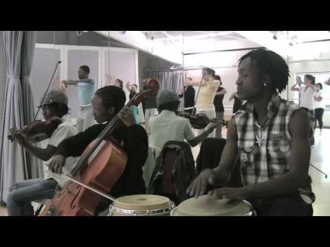 Gregory Maqoma/Vuyani Dance Theatre