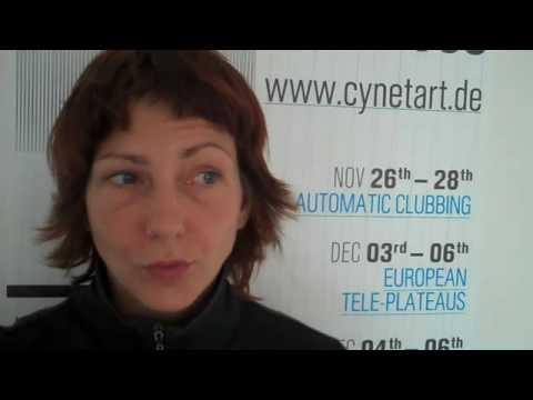CYNETART 09:: Simone Model :: Dancer/ European Tele-Plateaus