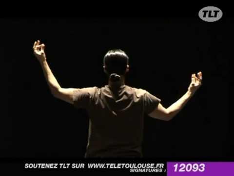 """Danse :""""Boléro variations"""" (Raimund Hoghe) au Théâtre Garrone de Toulouse"""