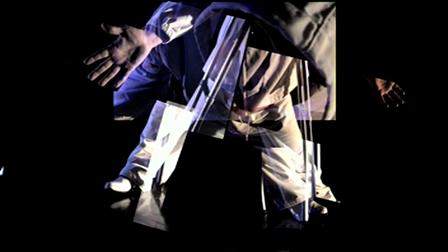 ruff cut no audio. BILL SHANNON - neo-cubist video sculpture source footage