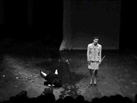 Femina ex machina: video of the theatre show from Conservas theatre company. www.conservas.tk Barcelona