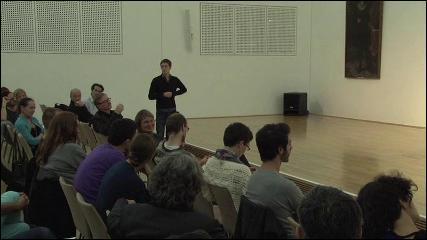 Petra Sabisch - Choreographing Participatory Relations: Contamination and Articulation