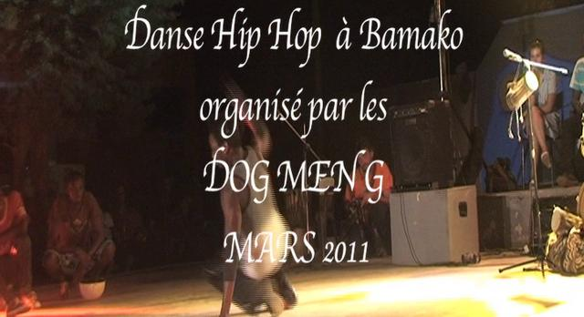 Danse ( Hip Hop) à Bamako