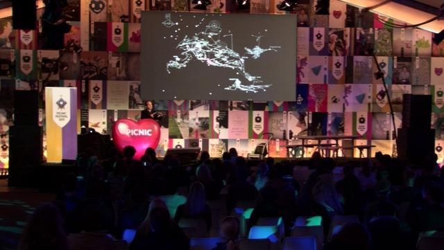 Scott Snibbe on Biophilia, An App Album / PICNIC Festival 2011
