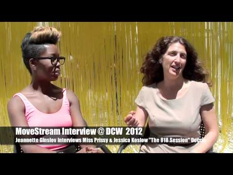 "MoveStream @ DCW JKoslow & Miss Prissy ""The 818 Session"""