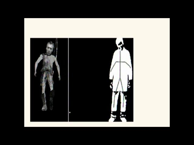 EyesWeb+Animata experiments