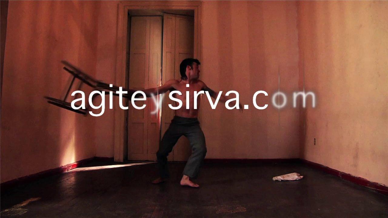 agite y sirva 2013 · trailer selección de México