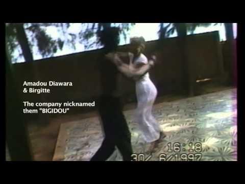 """""""At rejse er at leve...at leve er at danse..."""" (2013) A film by Jeannette Ginslov (Teaser)"""