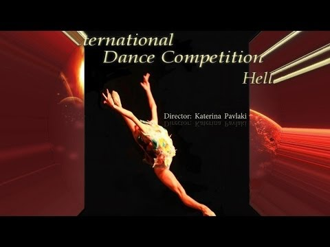 """The """"International Dance Competition - Hellas"""" Official Trailer"""