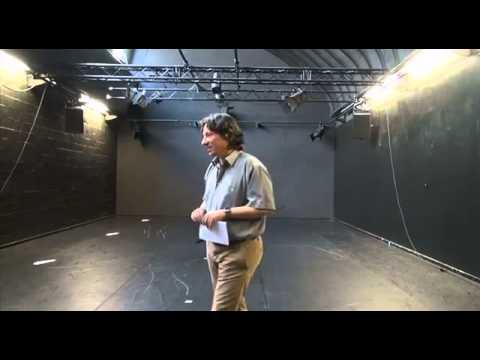 Choreography Machine by PabloVentura