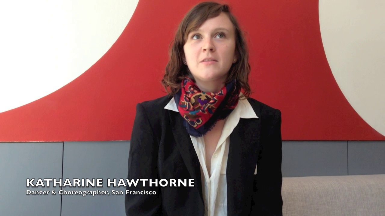 WHAT'S UP...Katharine Hawthorne