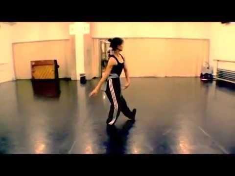 "Rehearsal for Ventura Dance Company's ""Heliopolis"""