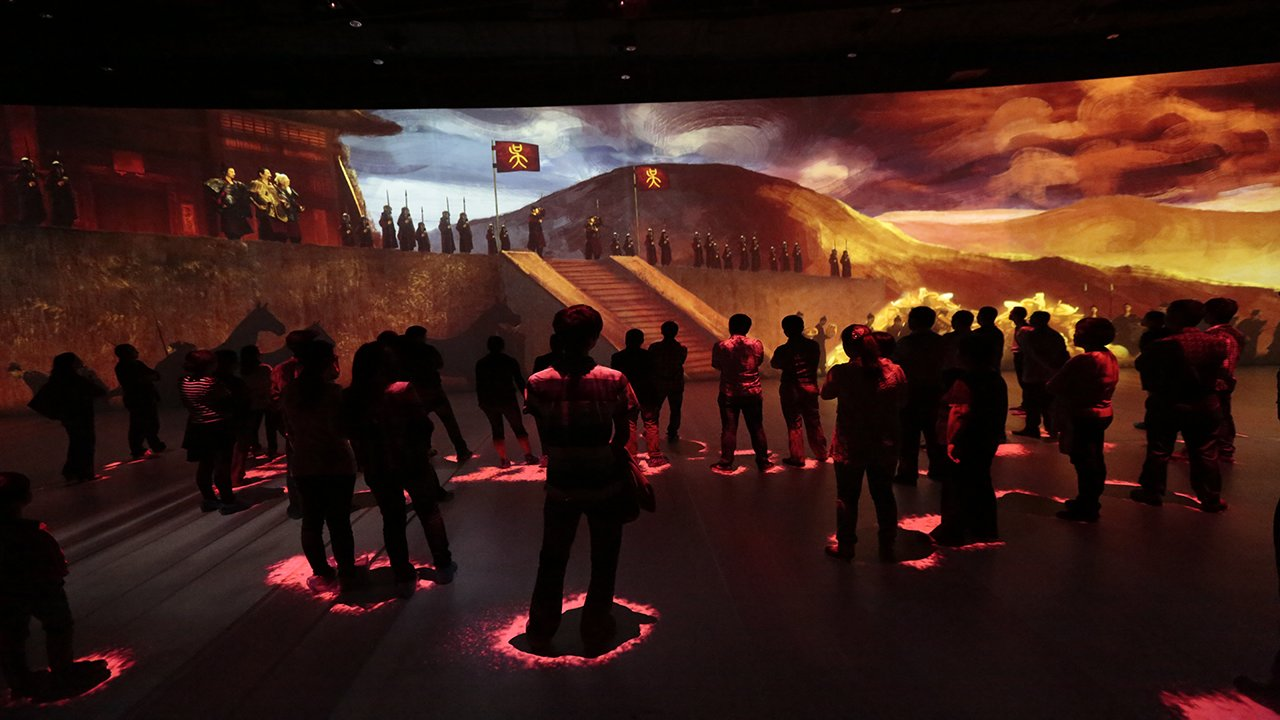 Wu Kingdom HelV Relics Museum Implementation