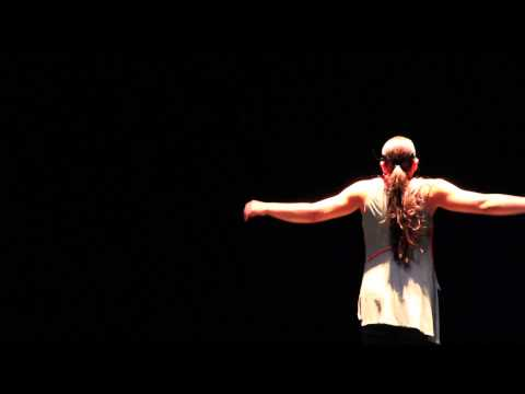 "Sara Cano ""A palo seco redux"" 2nd Prize & Audience Award"