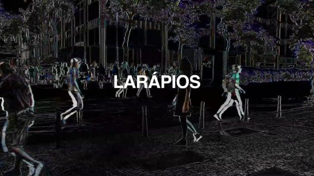 Larápios (street performance art)