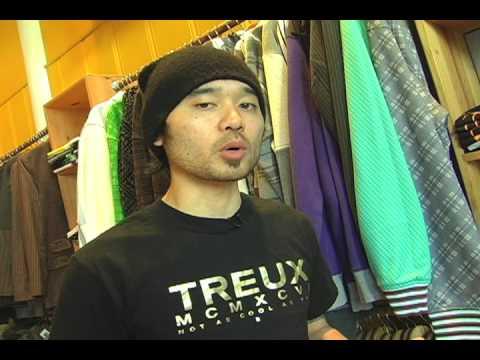 True Men's Clothing on Built From Skratch