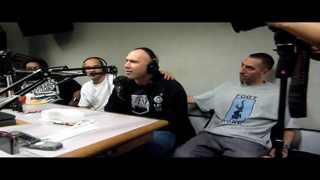 Stretch & Bobbito Reunion Show Footage From Dante Ross