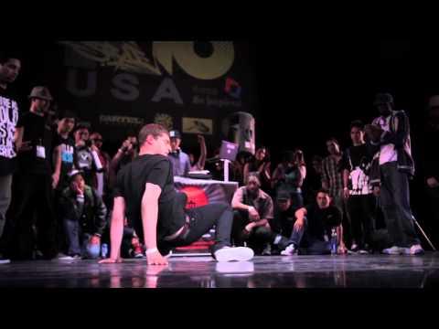 R-16 USA Bboy Cypher King Finals