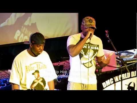 The X-Ecutioners Pay Tribute To Roc Raida In London
