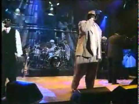 The Notorious B.I.G. - Big Poppa Live at the Jon Stewart Show (Rare Footage)