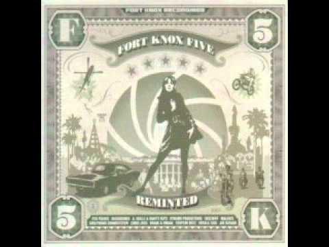 Ursula 1000 - Electrik Boogie (Fort Knox Five Mix)