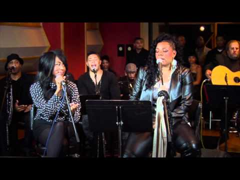 Syleena Johnson - Angry Girl (Live Acoustic) feat. Tweet