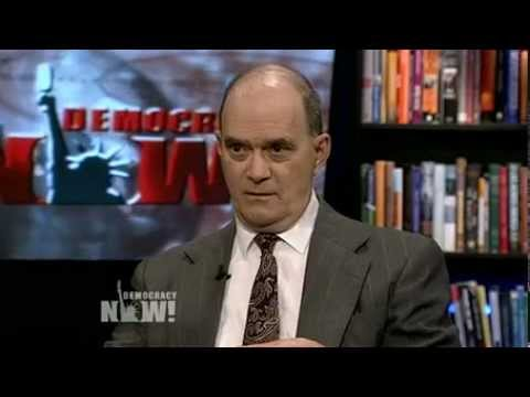 National Security Agency Whistleblower William Binney on Growing State Surveillance