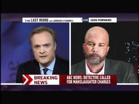 Lawrence O'Donnell exposes George Zimmerman 'friend' Joe Oliver as a fraud. Part II
