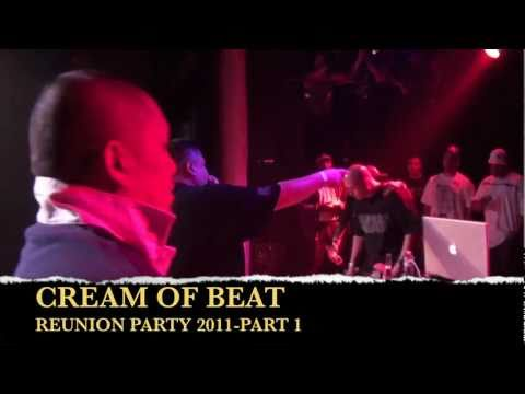 Cream Of Beat Reunion Party-Part 1 July 3rd, 2011