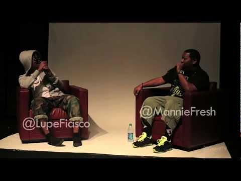 Lupe Fiasco Speaks To Mannie Fresh About Keeping His Integrity