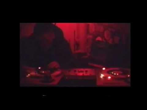 DJ Derrick D. & DJ Shortkut @ Legendary Beat Lounge San Francisco 1997