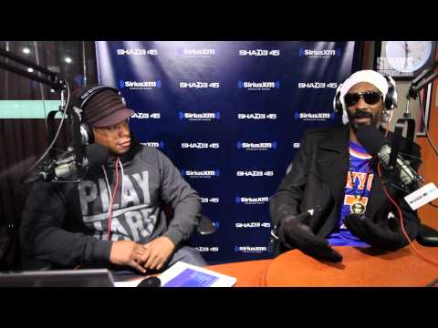 FULL INTERVIEW: Snoop Lion on Conflict with Tupac, Last Moments with Biggie, & Gang Banging