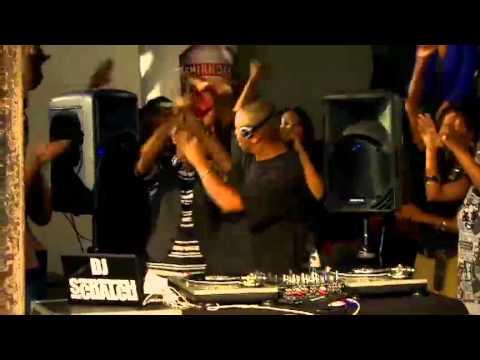 Master Of The Mix: DJ Scratch Vs DJ Revolution