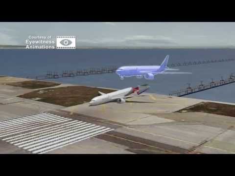 Airline Pilot Creates Realistic Animation of Flight 214 Crash