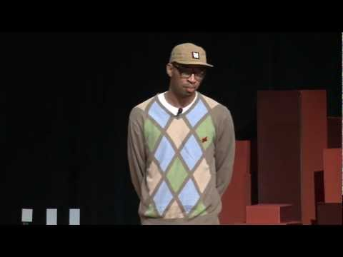 Rich Medina - Philadelphia: A city that nurtures our creative muscle [TEDxPhilly]