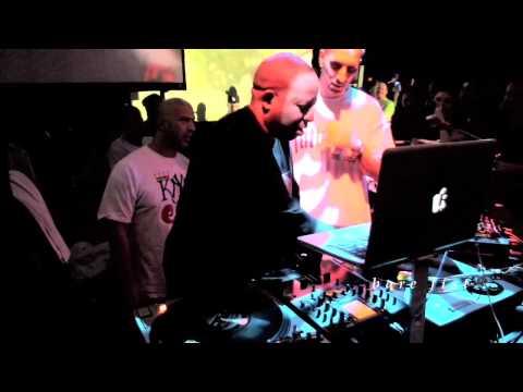 DJ's Jazzy Jeff, Premier, Riz & Eclipse Pay Tribute to the memory of DJ AM....
