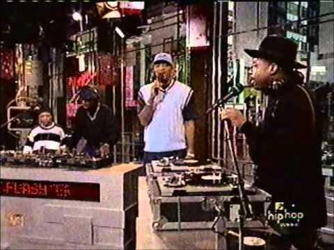 Throwback Video: MTV Hip Hop Week DJ Battle ft. Grandmaster Flash, Jam Master Jay, Ed Lover, DJ Skribble, DJ Slynke, Positively Red...
