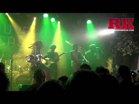 Black Uhuru - Shine Eye Gal / Guess who's coming (Live in Paris 2013 - Nouveau Casino)