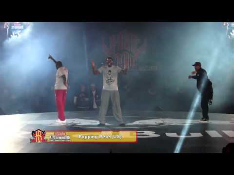 Judge Showcase: Mr Wiggles + Poppin Pete + Henry Link