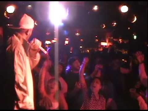 One Be Lo (aka One Man Army of Binary Star) live at the Elbo Room SF