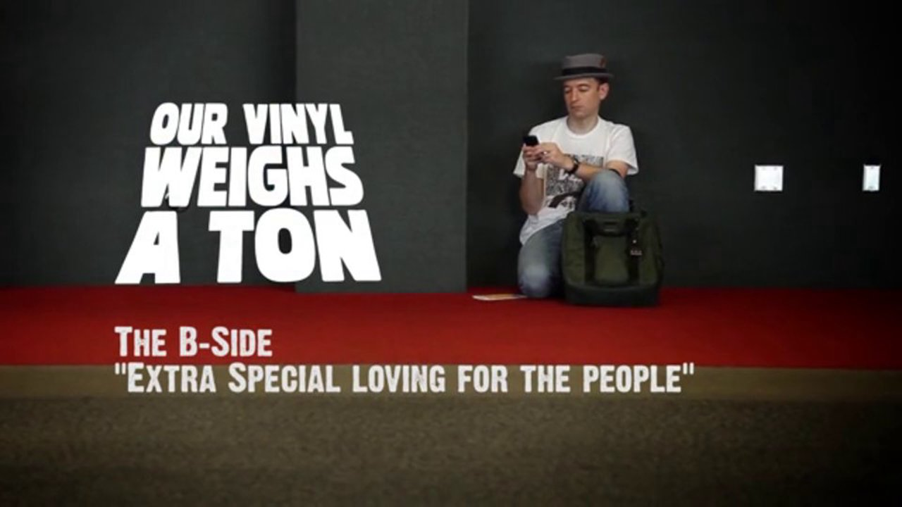 Watch 30 Minutes of Extra Footage From Stones Throw's Our Vinyl Weighs A Ton Doc (VIDEO).