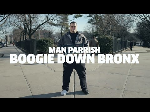 beat:repeat: Man Parrish featuring Freeze Force - Boogie Down (Bronx)