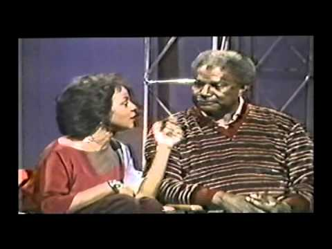 """Gil Scott-Heron TV Performance (Rare) on """"Ossie and Ruby"""" (Pt.1)"""