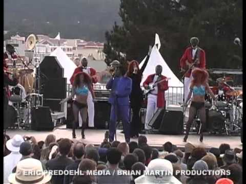 James Brown's last performance in San Francisco