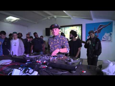 Soulection Q & A - The Whooligan Boiler Room London DJ Set